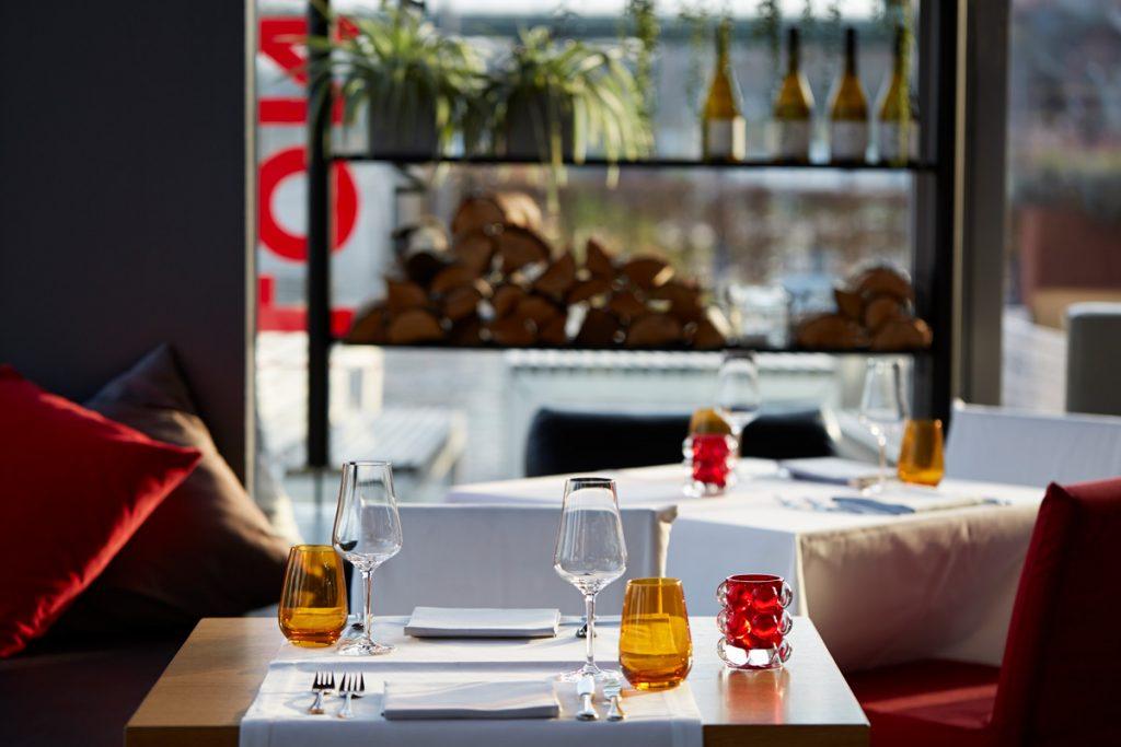Innenaufnahme Restaurant
