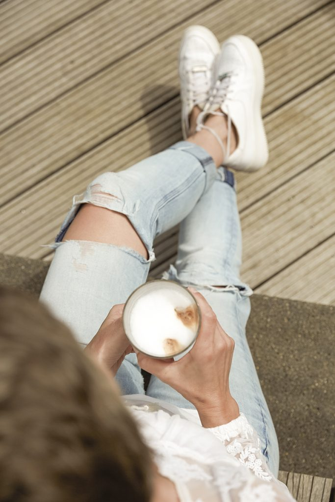 Kaffeegenuss Natur Lifestyle